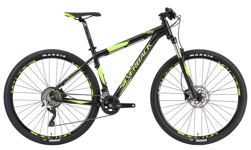 SILVERBACK SPECTRA COMP 2019