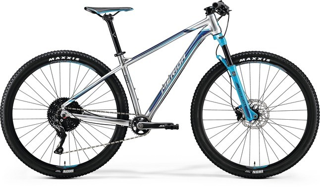 MERIDA BIG NINE TFS 600 2019