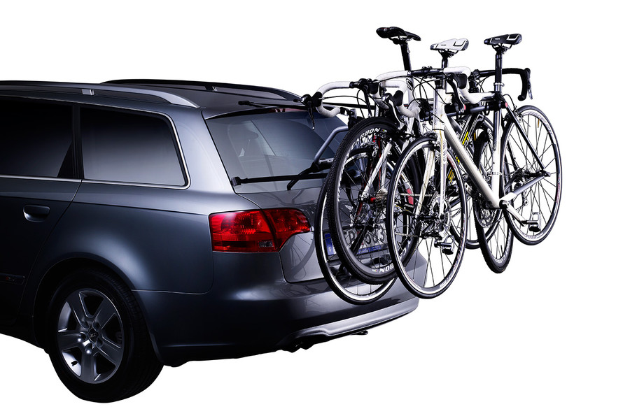 Thule Freeway 3 Bike Low (fits some sedans) 2